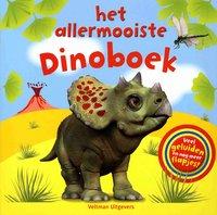 Livre pour bébé Het allermooiste dinoboek