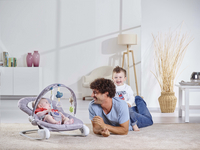 Chicco Relax Hoopla Bouncer stone-Afbeelding 4