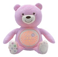 Chicco Peluche Baby Bear First Dreams rose-Détail de l'article