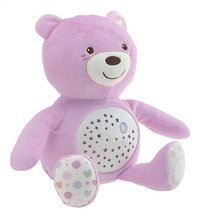 Chicco Slaapknuffel Baby Bear First Dreams roze