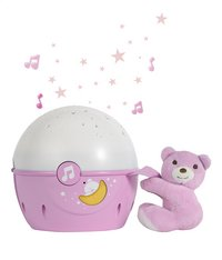 Chicco Projecteur Next 2 Stars First Dreams rose