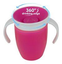 Munchkin Oefenbeker Miracle 360° 207 ml roze-Artikeldetail