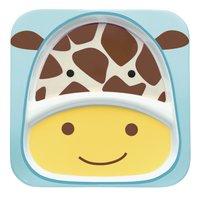 Skip*Hop Bord met vakken Zoo giraffe