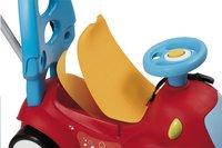 Smoby porteur-pousseur Maestro III Balade rouge-Détail de l'article