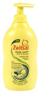 Zwitsal Bad- en douchegel Slaap Zacht 400 ml eucalyptus
