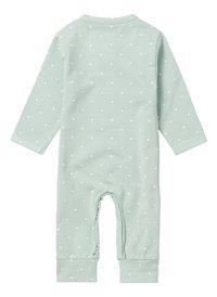 Noppies Pyjama Lou mint-Achteraanzicht