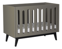 Quax Lit de bébé/banc Trendy Royal Oak L 120 x Lg 60 cm