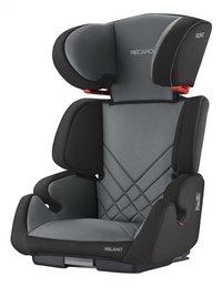 RECARO Autostoel Milano Seatfix Groep 2/3 carbon black-Vooraanzicht