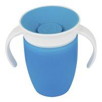 Munchkin Oefenbeker Miracle 360° 207 ml blauw-Bovenaanzicht