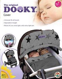 Dooky Écran de protection Design étoile gris-Avant