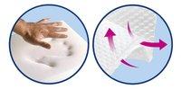 doomoo basics Cale-bébé dorsal Supreme Sleep Small -Détail de l'article