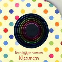 Livre pour bébé Een kijkje nemen: kleuren