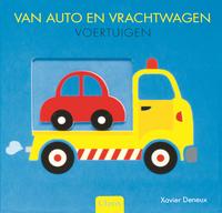 Babyboek Van auto tot vrachtwagen: voertuigen