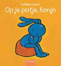 Livre pour bébé Op je potje, Konijn NL