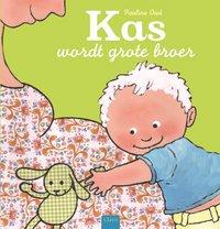Livre pour bébé Kas wordt grote broer NL