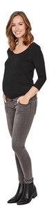 Mamalicious Pantalon Lola Slim gris-Image 1