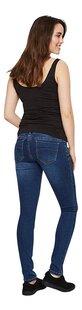 Mamalicious Pantalon Lola Slim bleu-Image 2