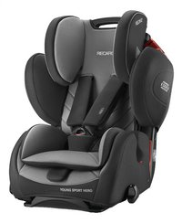RECARO Autostoel Young Sport Hero Groep 1/2/3 carbon black