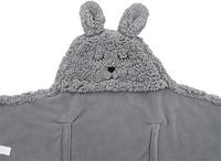 Jollein Wikkelcape Bunny storm grey-Artikeldetail