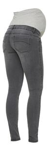 Mamalicious Pantalon Lola Slim gris-Côté gauche