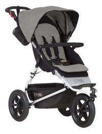 Mountain Buggy Wandelwagen Urban Jungle V3 silver-Vooraanzicht