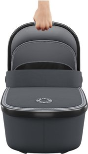 Maxi-Cosi Opvouwbare draagmand Oria essential graphite-Afbeelding 2