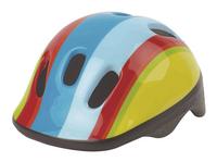 Polisport Casque vélo pour enfant Rainbow 44 - 48 cm