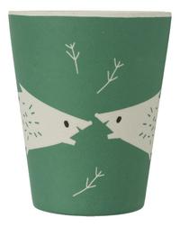 Fresk 4-delige eetset Hedgehog bamboe-Artikeldetail