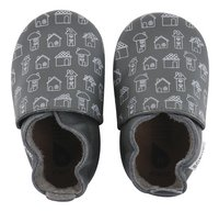 Bobux Schoentjes Soft sole Army house print