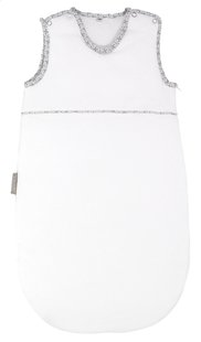Timmy Sleepers Sac de couchage d'hiver Soft Grey 70 cm blanc