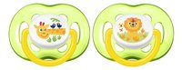 Philips AVENT Sucette + 18 mois Freeflow - 2 pièces