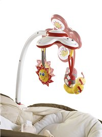 Tiny Love Relax Rocker Napper bruin-Artikeldetail