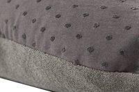 doomoo basics Positionerings- en borstvoedingskussen Comfy Big pompom grey-Artikeldetail
