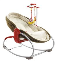 Tiny Love Relax Rocker Napper bruin-Linkerzijde