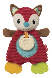 Infantino Doudou Go Gaga Cuddly Teether Fox-commercieel beeld