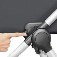 Maxi-Cosi Opvouwbare draagmand Oria essential graphite-Afbeelding 1