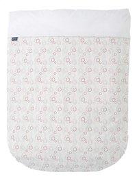 Chicco Set textile de 4 pièces pour berceau Next2Me Lg 70 x L 105 cm-Détail de l'article