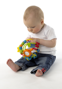 Playgro Balle Play and Learn Ball-Image 1