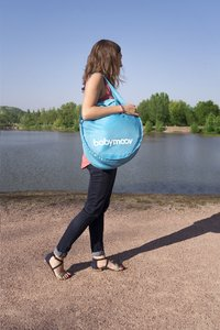 Babymoov Uv-werende pop-uptent Aquani blauw-Afbeelding 4