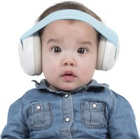 Alpine Casque antibruit Muffy Baby blue-Image 1