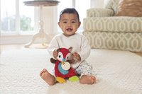 Infantino Doudou Go Gaga Cuddly Teether Fox-Afbeelding 1