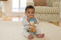Infantino Doudou Go Gaga Cuddly Teether Kangaroo-Afbeelding 1
