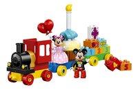 LEGO Speelset DUPLO 10597 Mickey & Minnie Verjaardagsoptocht