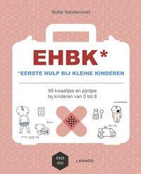 Boek Mama baas EHBK (Eerste hulp bij kleine kinderen)
