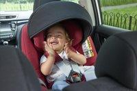 Maxi-Cosi Capote pare-soleil pour siège-auto du groupe 1-Image 1