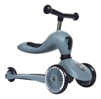 Scoot and Ride Vélo sans pédales Highwaykick 1 bleu-commercieel beeld