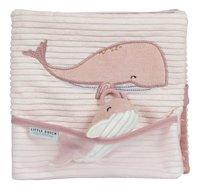 Little Dutch Knuffelboekje Ocean Pink-Vooraanzicht