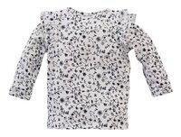 Z8 T-shirt met lange mouwen Mockingbird Coconut Milk-Achteraanzicht