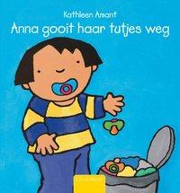Boek Anna gooit haar tutjes weg - Kathleen Amant