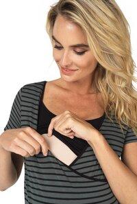 Noppies Mum T-shirt d'allaitement Paris Urban Chic Stripe-Détail de l'article